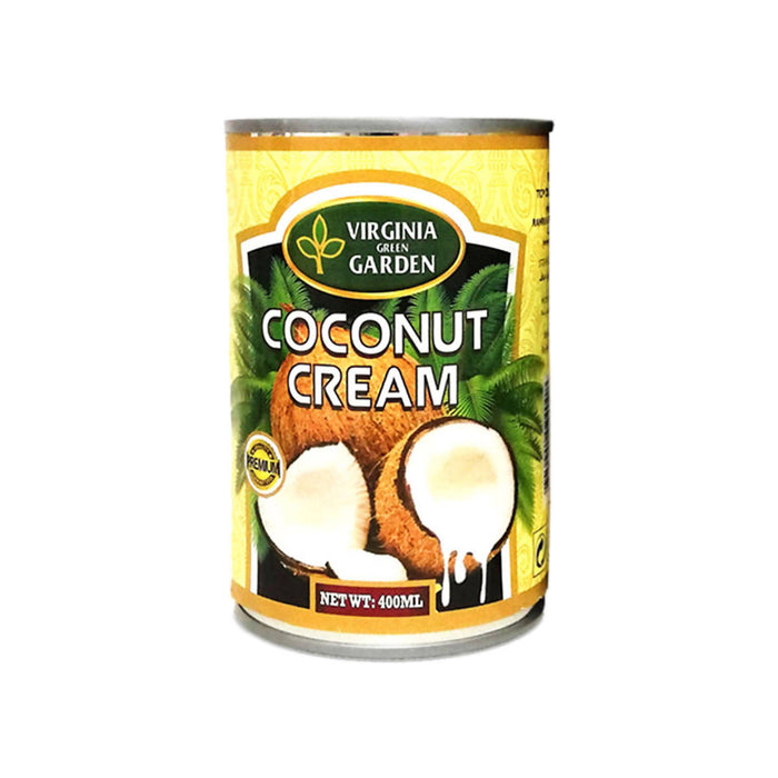 Virginia Green Garden Coconut Cream - 400ml
