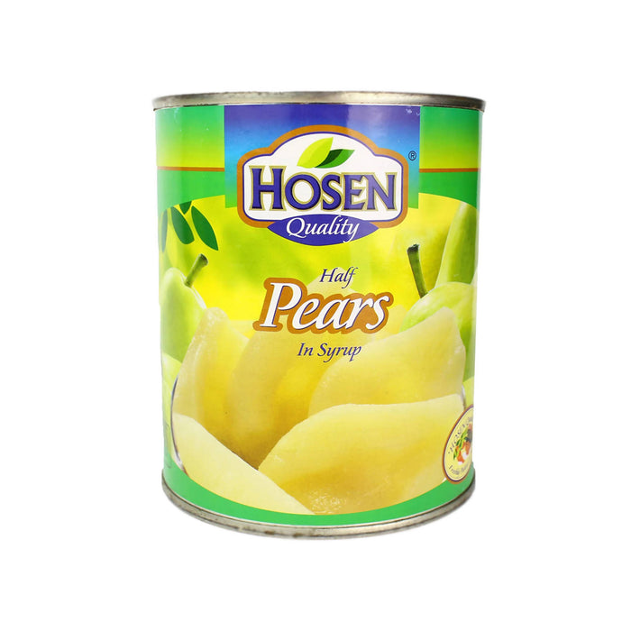 Hosen Pears Half In Syrup - 825g