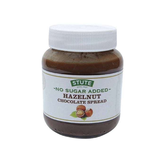 Stute No Suger Added Hazelnut Chocolate Spread, 350g