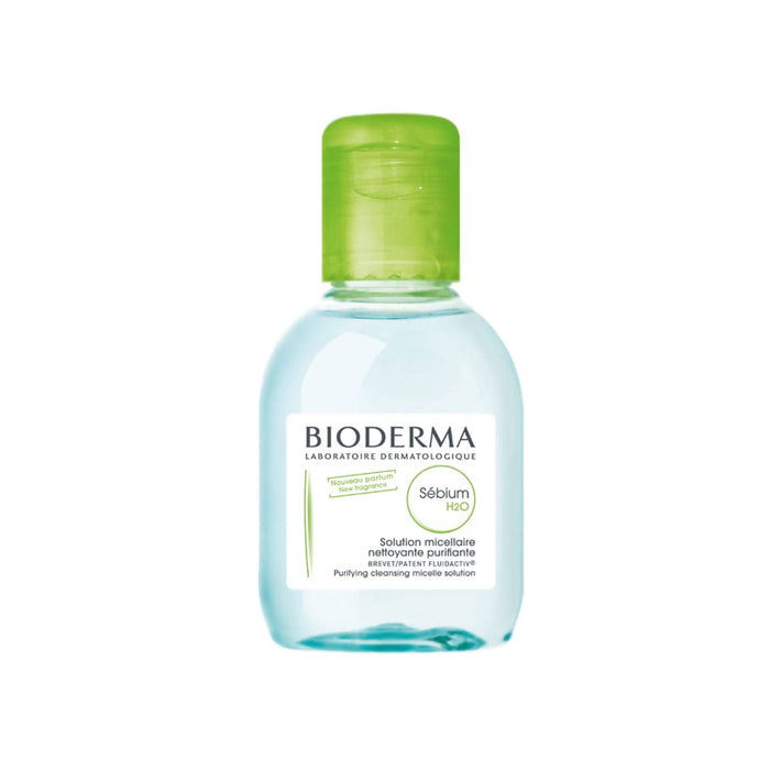 BIODERMA Sebium H2O Purifying Cleansing Micelle Solution - 100ml