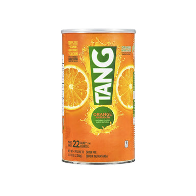 Tang Orange Powder Drinks Tin 2.04 kg