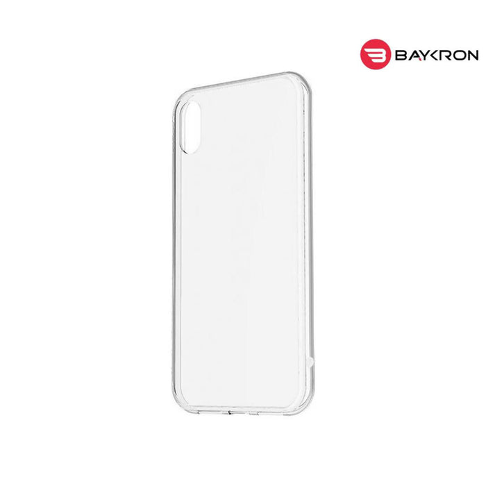 Baykron Crystal Clear Case iPhone 11XS MAX TPU - N6.5-688-CC