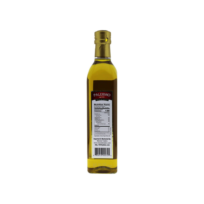Palermo First Cold Pressed Extra Virgin Olive Oil, 500ml