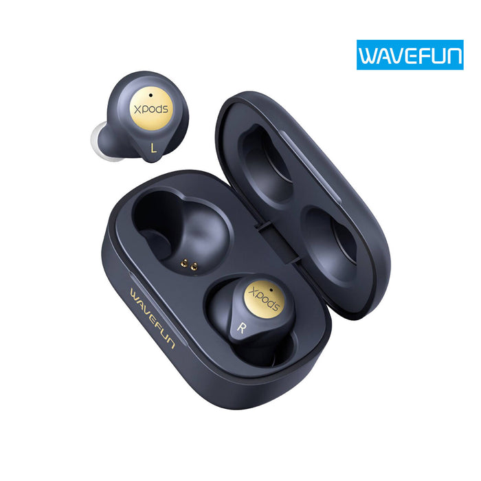 Wavefun XPods 3T Wireless Bluetooth 5.0 Earphones