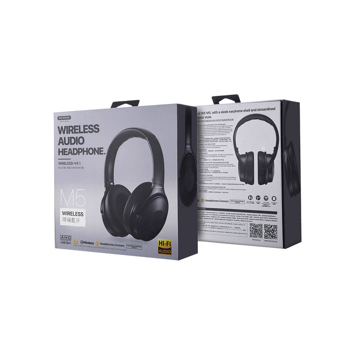 Remax WK Bluetooth Headphones Headset M5