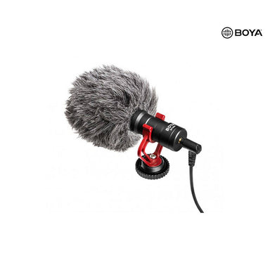 Boya BY-MM1 Video Microphone
