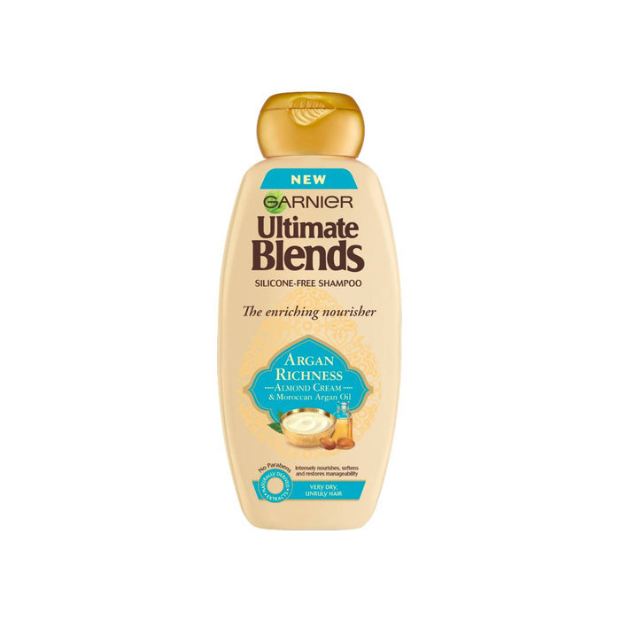 Garnier Ultimate Blends Shampoo - 360ml