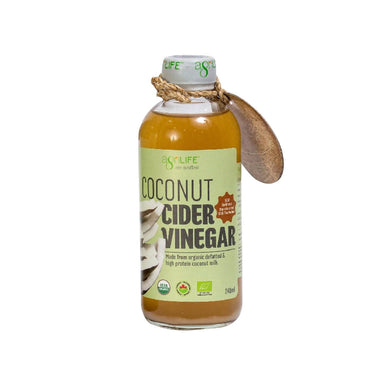 Agrilife Organic Coconut Cider Vinegar, 240 ml