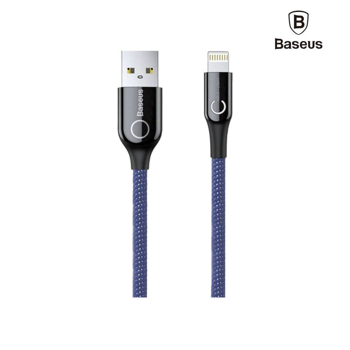 Baseus C-Shaped Light Intelligent Power-Off Cable - CALCD-03
