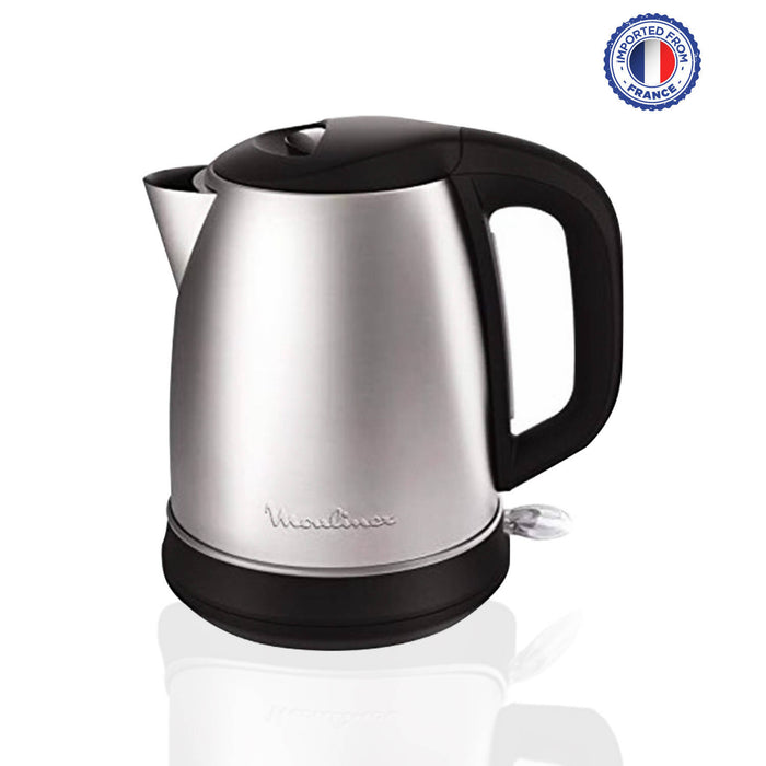Moulinex 1.7L Stainless Steel Electric Kettle - BY550D10