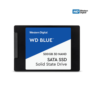 Western Digital SATA SSD - 500GB