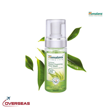 Himalaya Herbals Purifying Neem Foaming Face Wash - 150ml