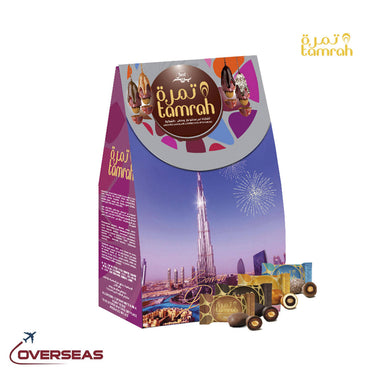 Tamrah Assorted Chocolate Souvenir Box - 250g
