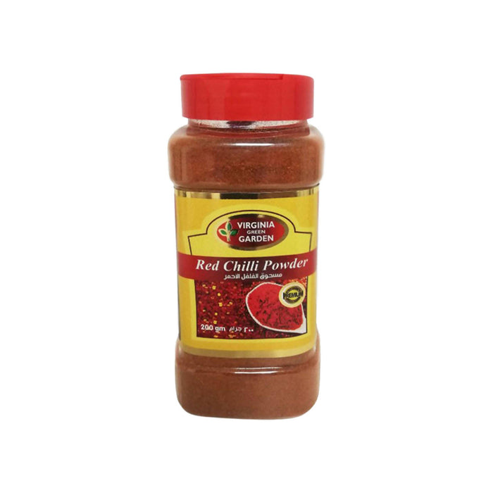 Virginia Green Garden Red Chili Powder - 200g