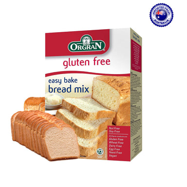 Orgran Gluten Free Easy Bake Bread Mix, 450g