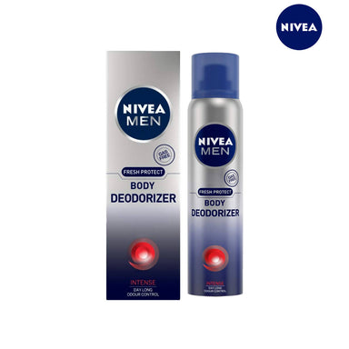 Nivea Men Fresh Protect Body Deodorizer Intense - 120ml