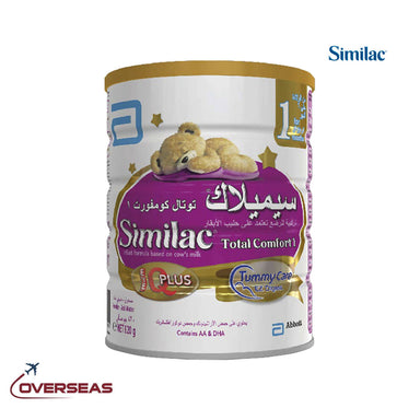 Similac Total Comfort 1 Infant Milk Formula - 820g