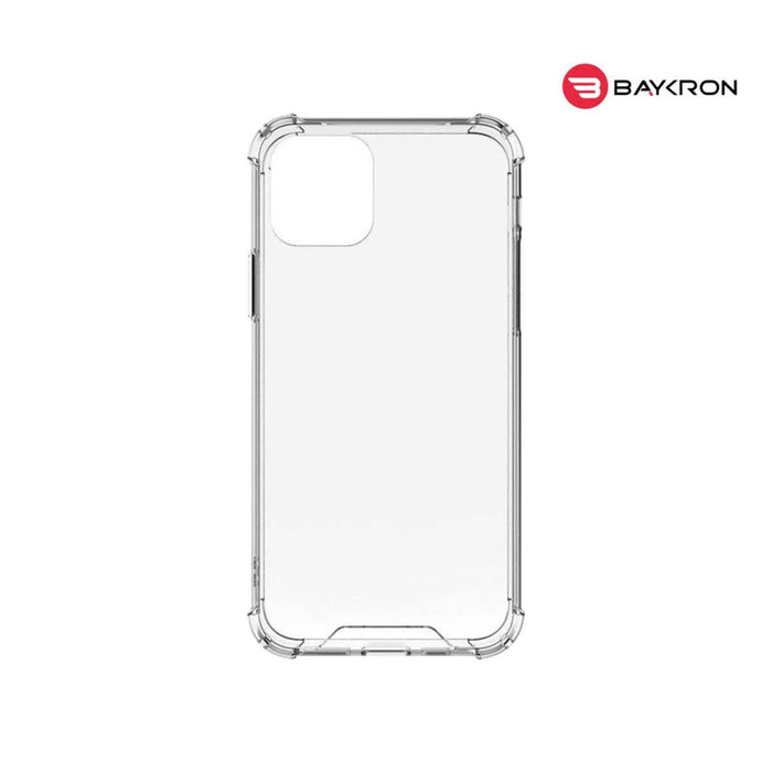 Baykron Clear Mobile Case With Credit Card Pocket For New iPhone 11 Pro Max