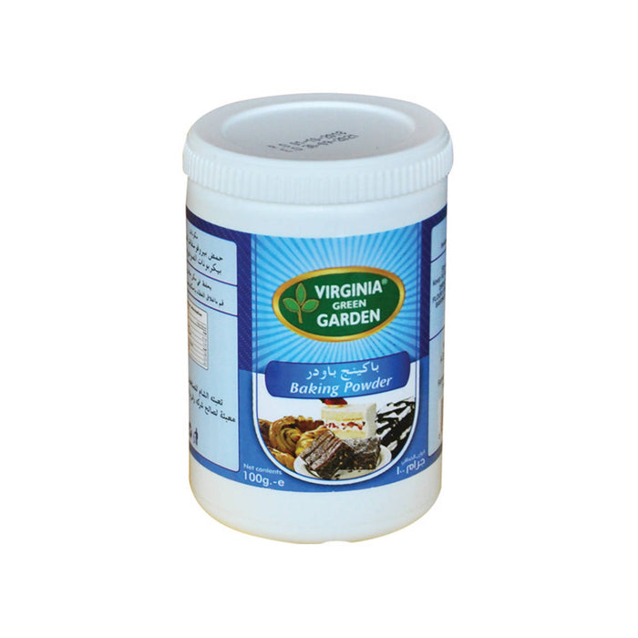 Virginia Green Garden Baking Powder - 100g, Pack of 3