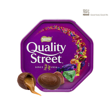 Nestle Quality Street Tub, 650g