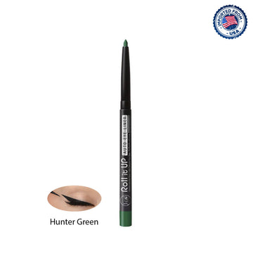 J.Cat Beauty Roll It Up Auto Eye Liner - Hunter Green