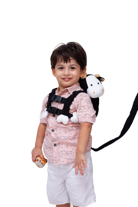 Cow Stuffed Animal Harness