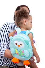 Load image into Gallery viewer, Owl Backpack Harness