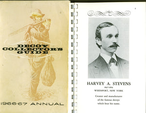 "Decoy Collector's Guide 1966-67 ""The Stevens Story"""