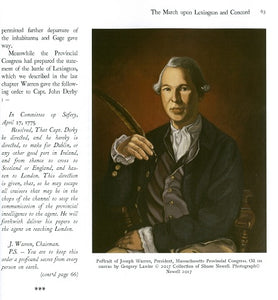 Joseph Warren and the Boston Rebellion (Paperback, 2019) Free Shipping !!!