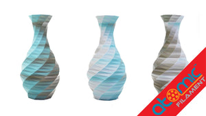 Made-to-Order Curated Blend: Sea Glass (Bronze Metallic/Turquoise/White)