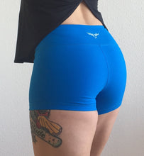 GRIT BOOTY SHORTS WOMEN