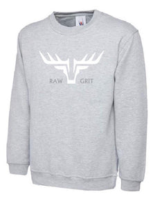 AWESOME UNISEX SWEATSHIRT GREY