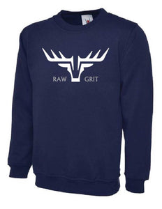 AWESOME UNISEX SWEATSHIRT NAVY