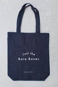 Just the Bare Bones Shopper Bag Denim