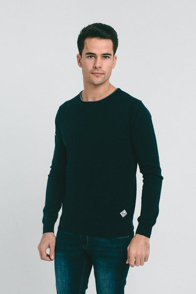ANDY SWEATER PURE NAVY