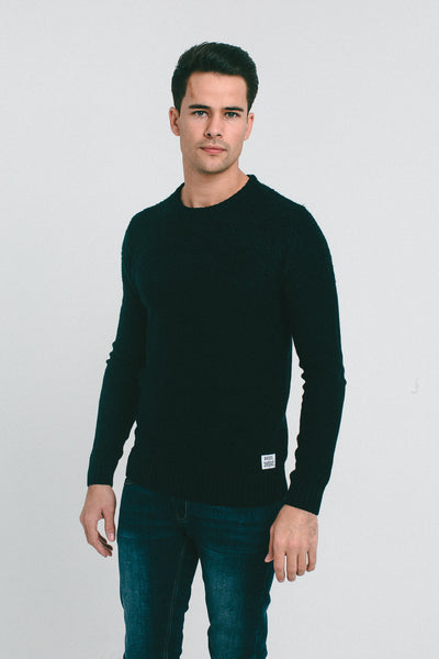 COHEN SWEATER PURE NAVY