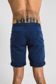 TYLER CHINO SHORT SCHOOL NAVY