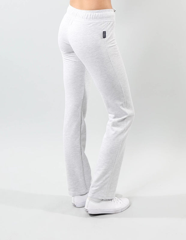 PAMELA TRACKPANTS PEBBLE MELANGE