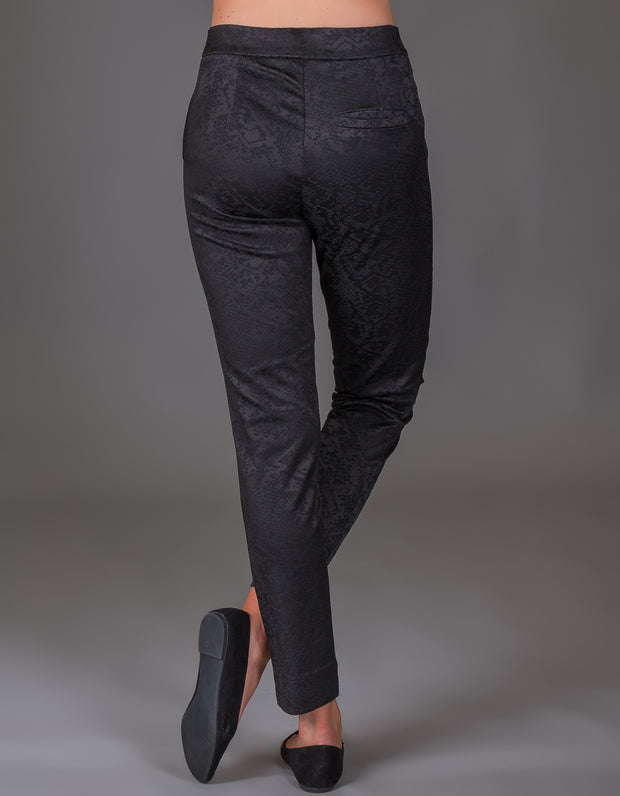 JOANIE TROUSERS BLACK