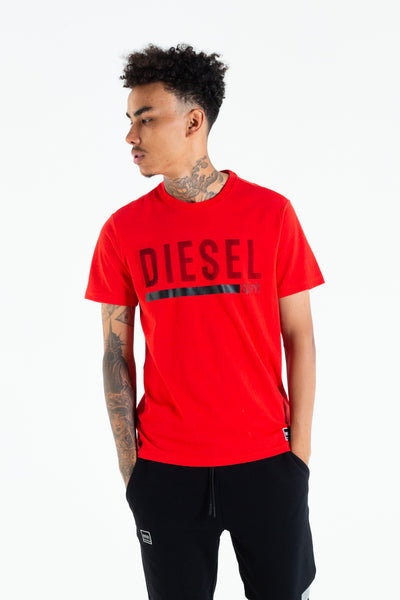 LEON TEE CHINESE RED