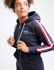 RUBY ZIPPER PURE NAVY