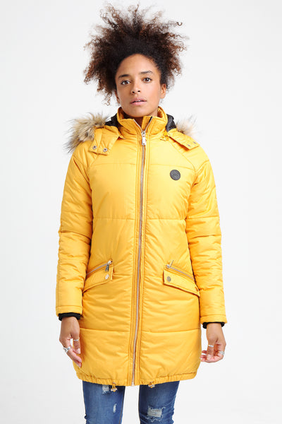 WILDER JACKET CITRUS