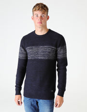 ALEXANDER KNIT PURE NAVY