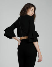 JOLIE TOP BLACK