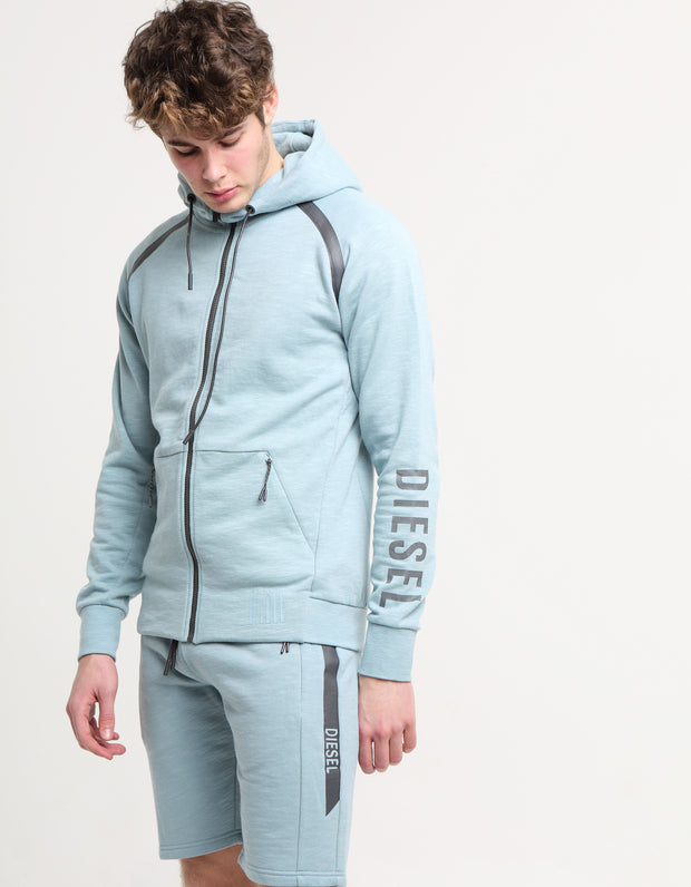TAYLOR ZIPPER AEGEAN SEA
