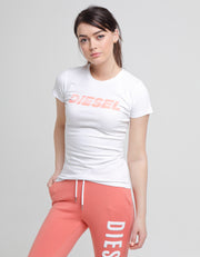 LUANA TEE OPTIC WHITE