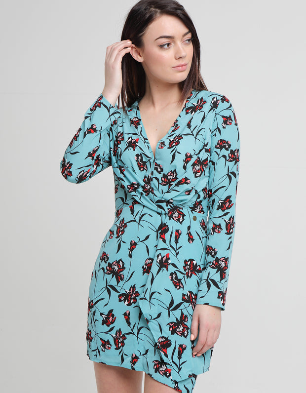 CATHLEEN DRESS FLORAL