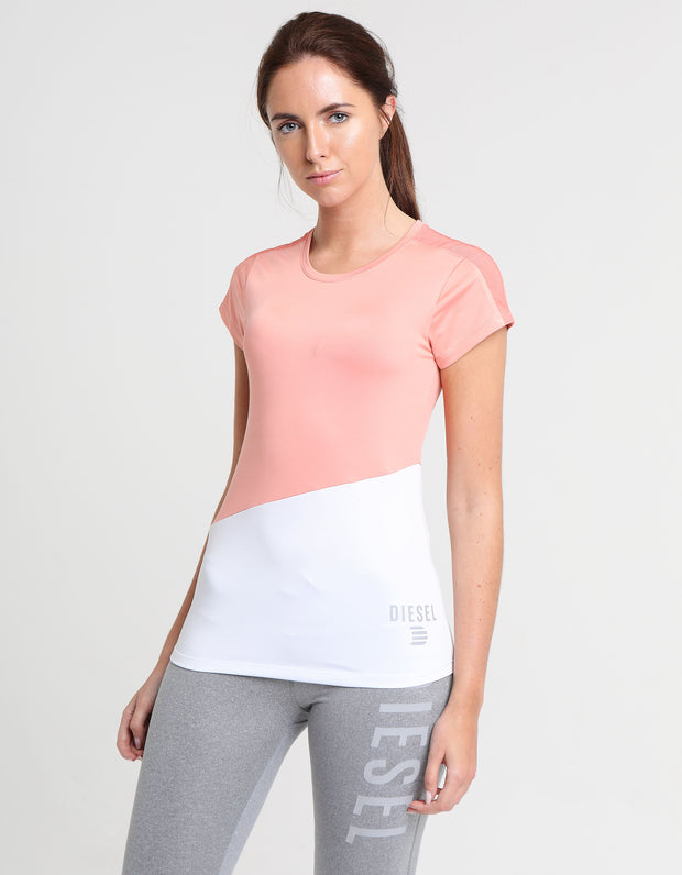 REILLY TEE BURNT CORAL