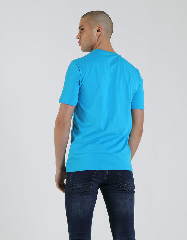 CARL TEE EGYPTIAN BLUE