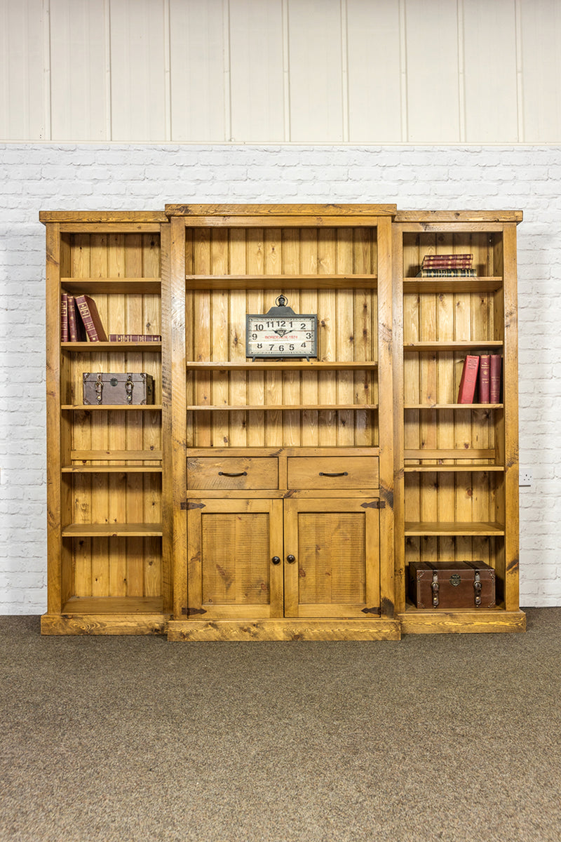 Boss Library Bookcase